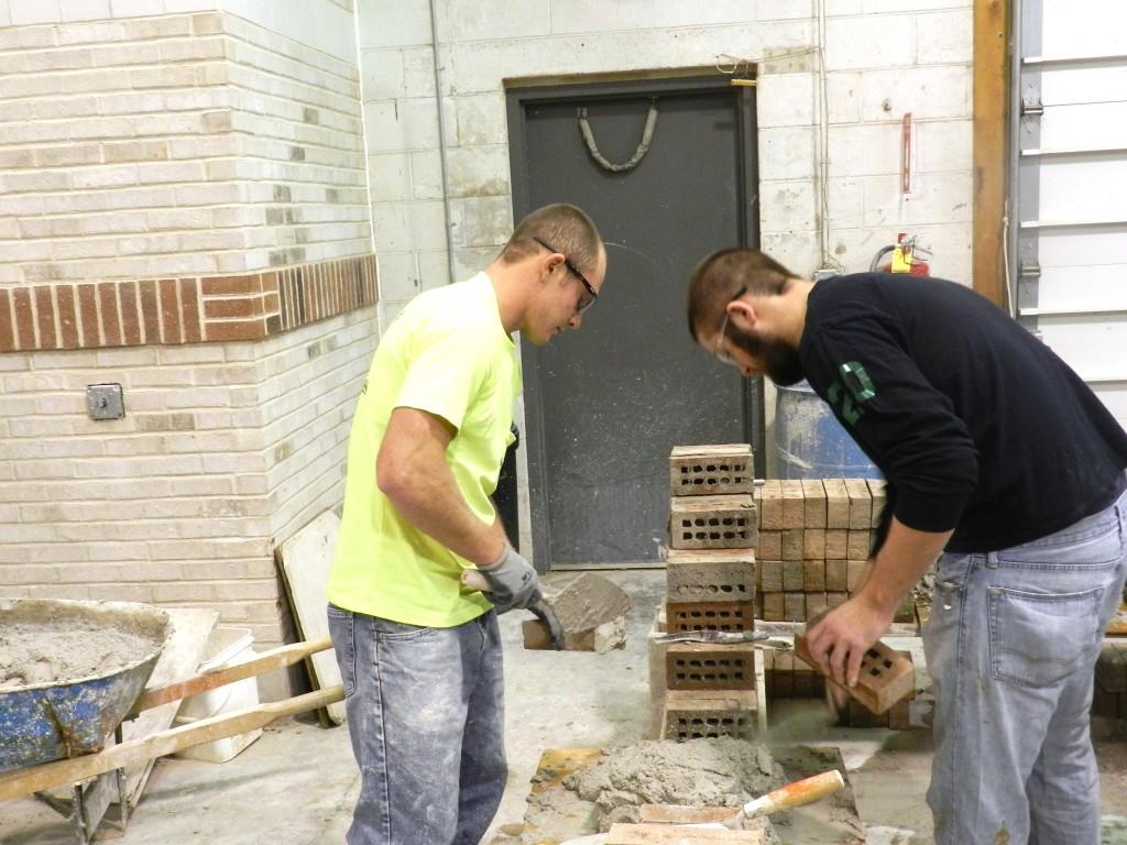 OSU Architect Students in IMI Class - 10/31/15