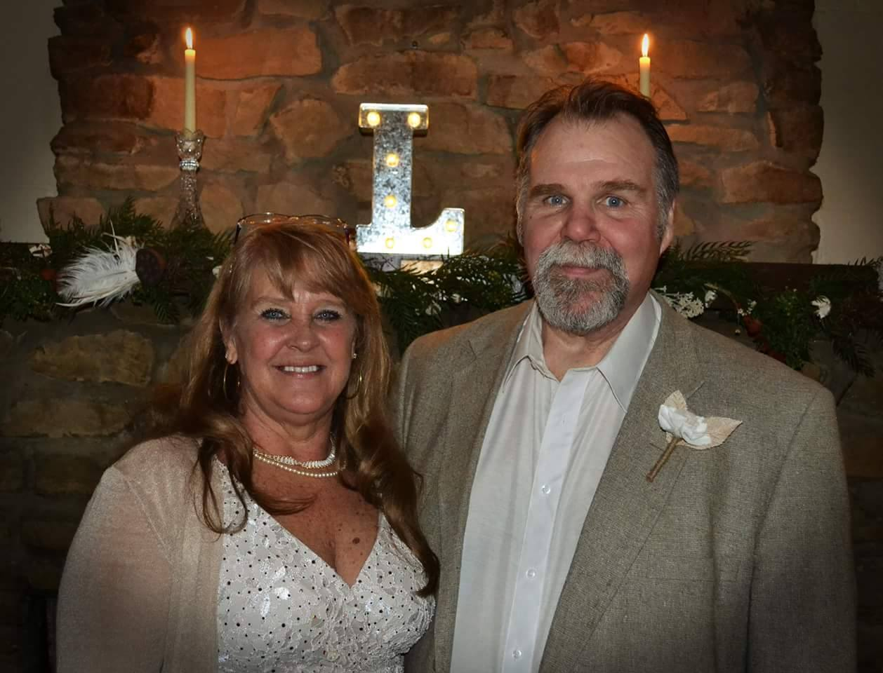 Mr. & Mrs Ted Linscott (Ted is the Field Representative for Local's 7KY, 39OH & 52OH.)